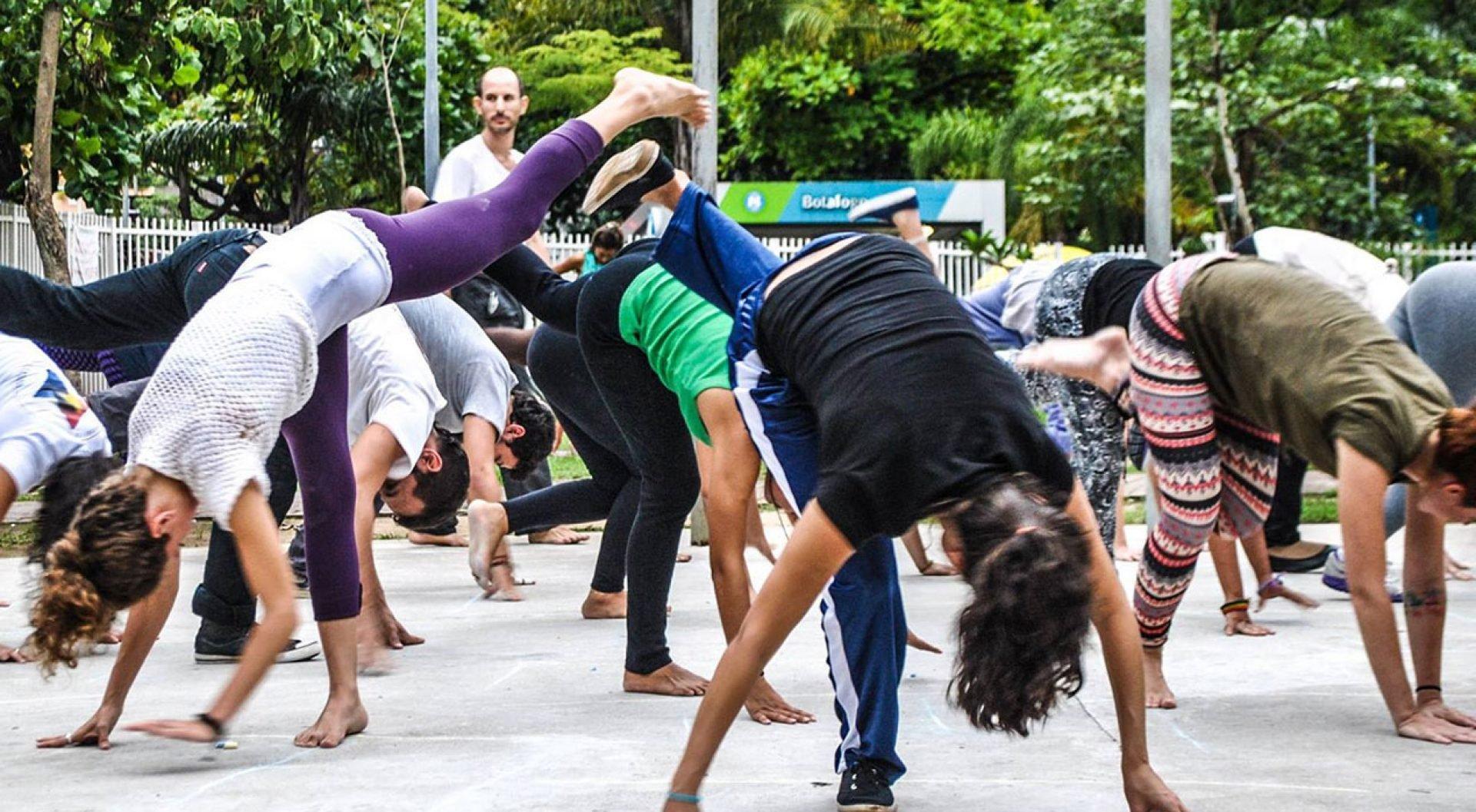 Capoeira – Rio de Janeiro